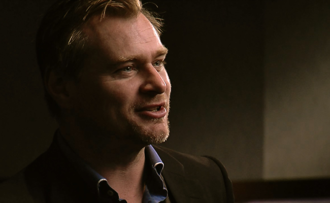 Christopher Nolan Stoked For MAN OF STEEL
