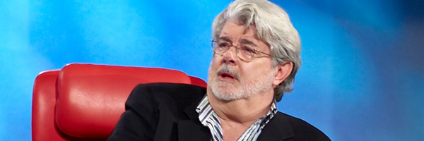 george lucas George Lucas Pretty Much Confirms Hamill, Ford and Fisher Will Be Back For STAR WARS EPISODE VII