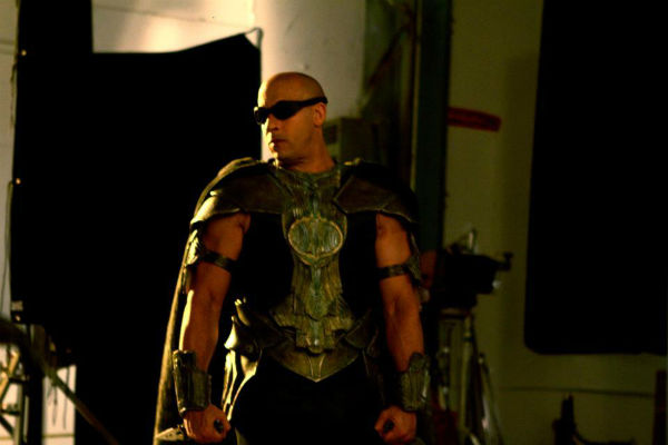 vin diesel riddick sequel leaked1 Leaked Pic From Riddick Sequel