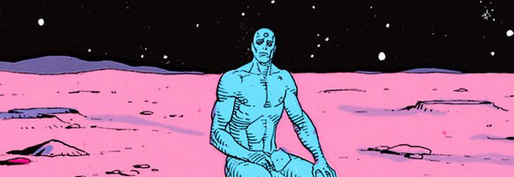 watchmen dr manhattan CONTRARIAN FANBOY: Why Watchmen Is Overrated