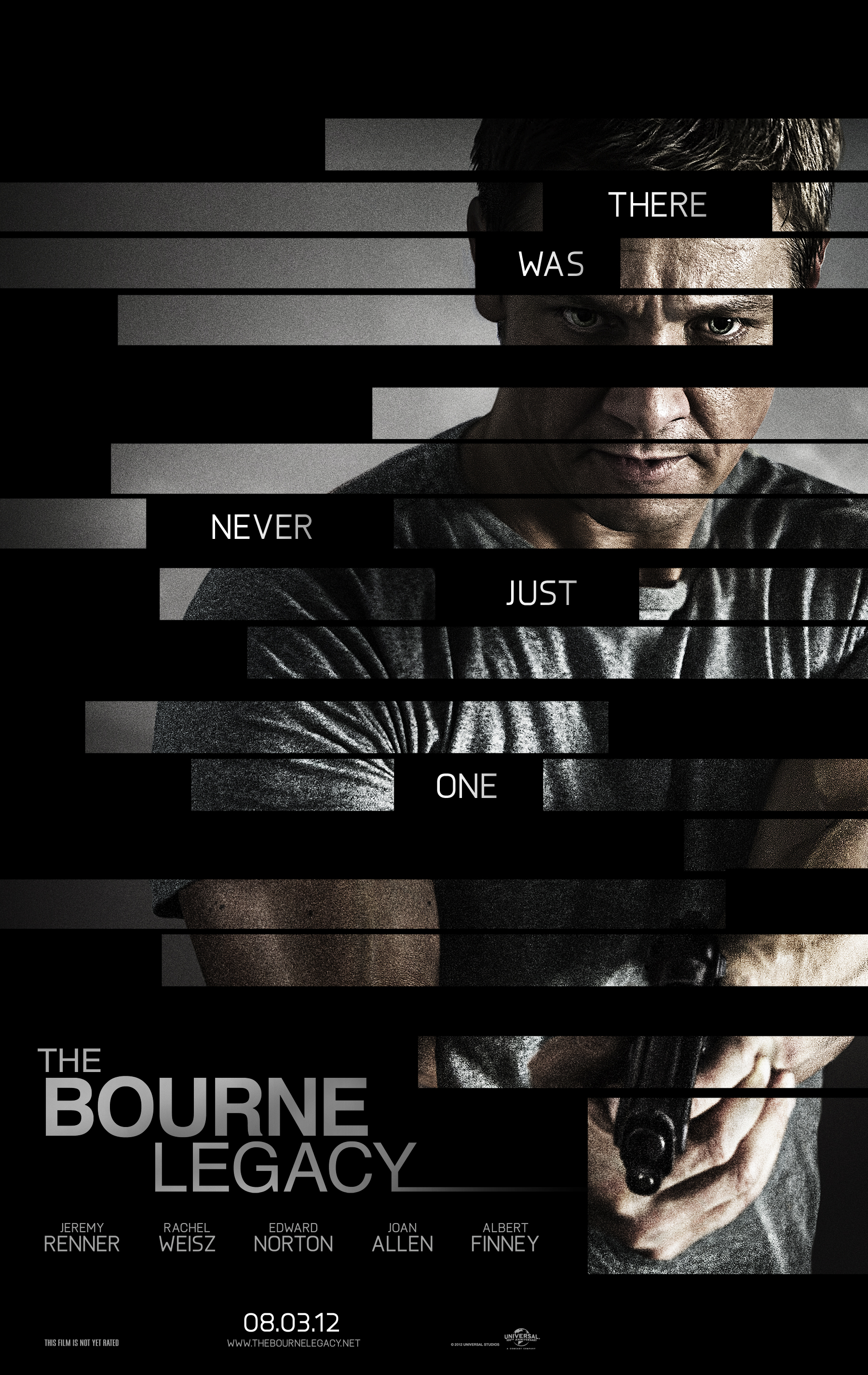 bourne legacy movie poster MATT DAMON and JEREMY RENNER Might Team Up In New BOURNE MOVIE