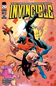 invincible 88 195x300 Weekly Comic Reviews: 2/1