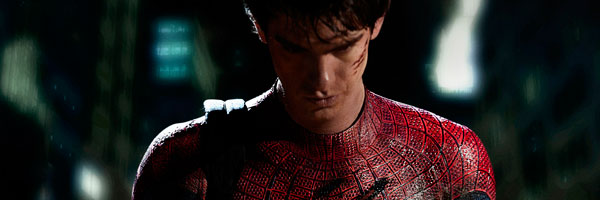 andrew garfield spider man banner Three Official The Amazing Spider Man Clips Hit The Net