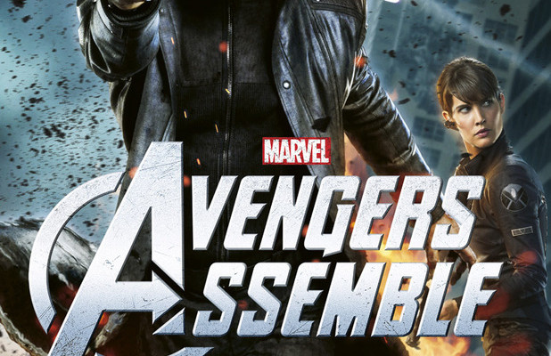 New Clip From THE AVENGERS Helicarrier Featurette
