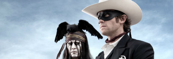 tonto lone ranger2 First Trailer for THE LONE RANGER, Kimosasbe!