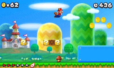 New Super Mario Bros. 2 Coming This August to the 3DS