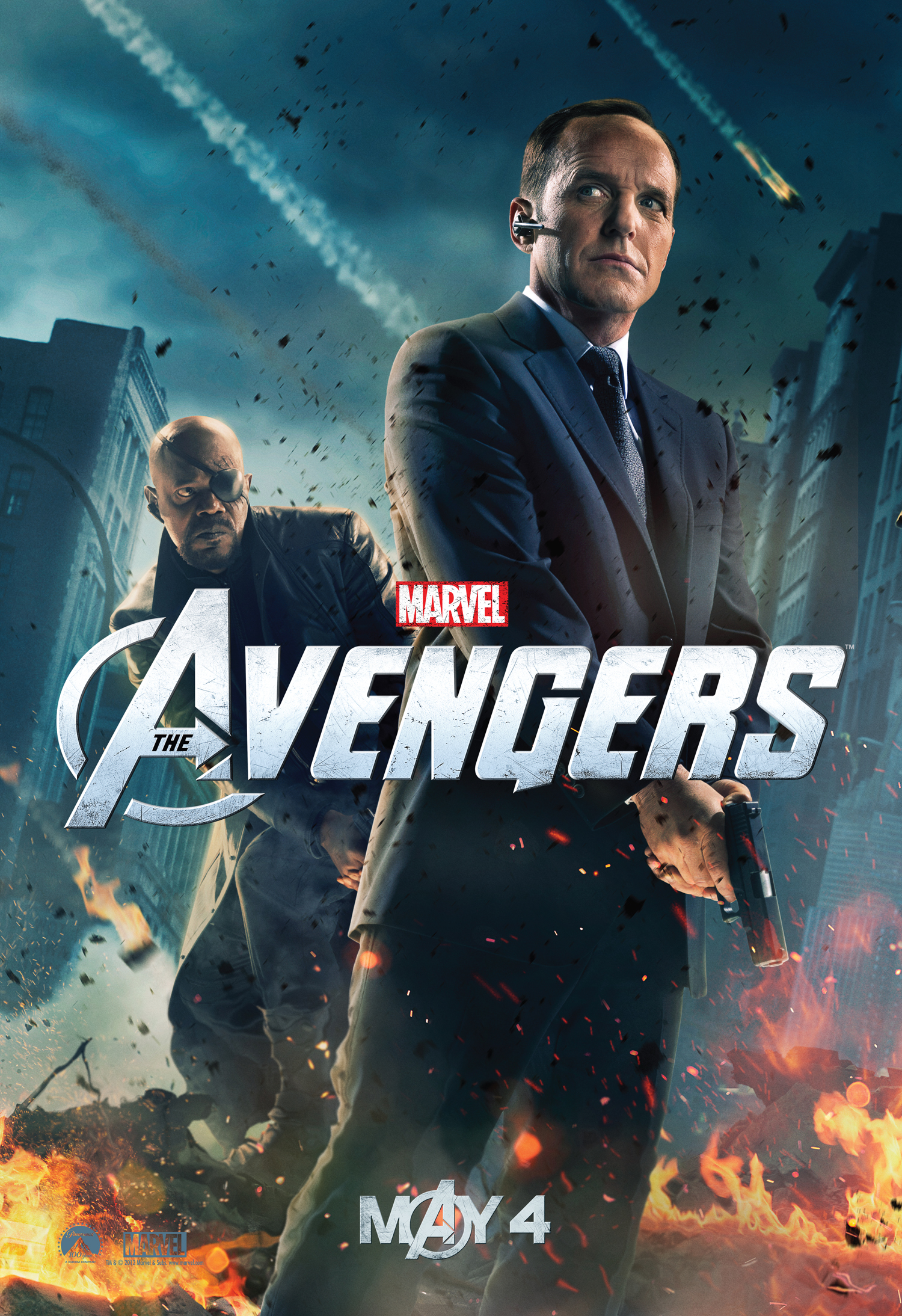 avengers agent coulson Somethings Fishy With COULSONs Return.  Is He A Robot?