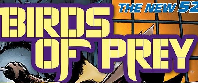 Birds of Prey #9 Review