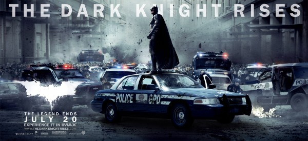 The Dark Knight Rises Set To Have A Huge Opening Weekend