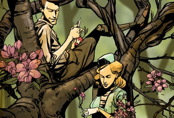 Peter Panzerfaust #4 Review