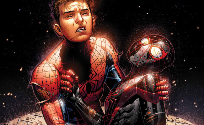 Spider-Men #4 Review