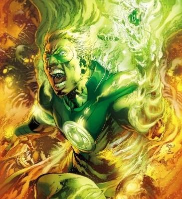 Green Lantern is DC's Gay Superhero?