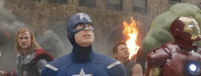 The Avengers Crosses $500m Domestically