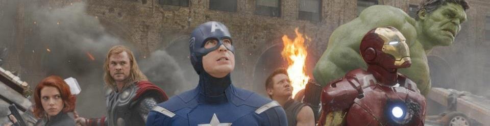avengers circle banner Marvels THE AVENGERS Pixar  ized