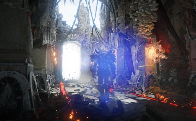 Behold, Unreal Engine 4!