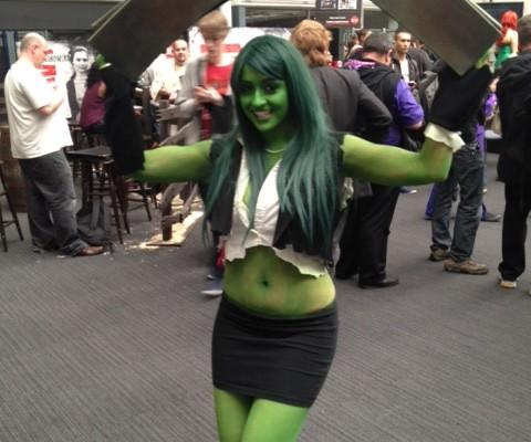 A Review Of Kapow! Comic-Con 2012