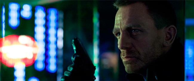 James Bond is back – First Skyfall Trailer