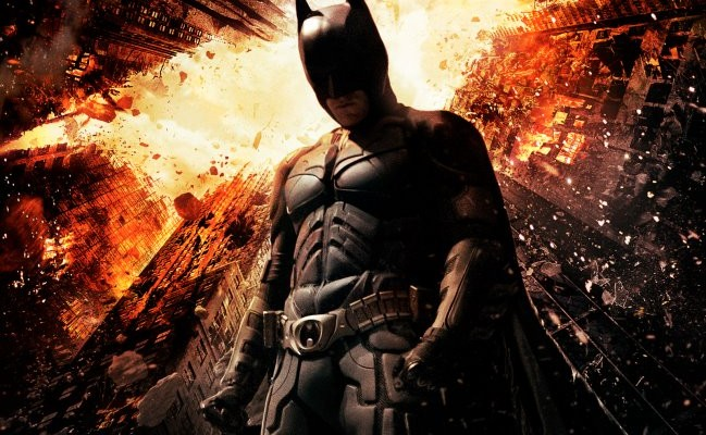 Brand New Poster For The Dark Knight Rises Released!