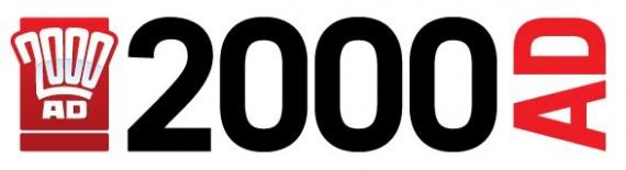 2000 AD LOGO 2000AD #1812