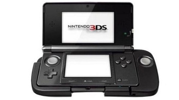 Nintendo 3DS XL gets a Circle Pad Add On