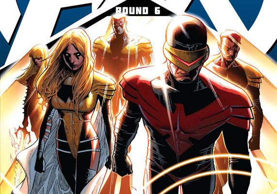 Avengers vs X-Men #6 Review