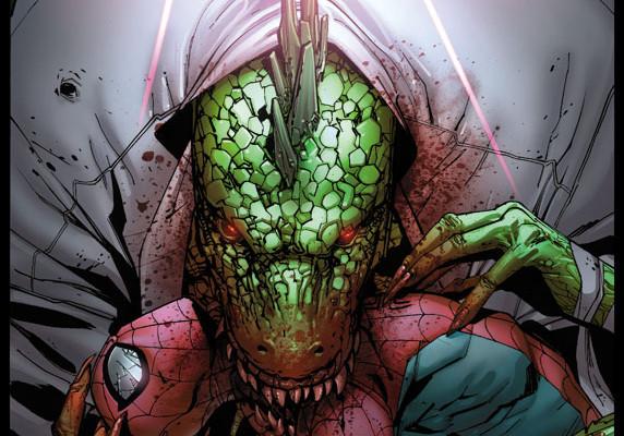FIRST LOOK: Amazing Spider-Man #688