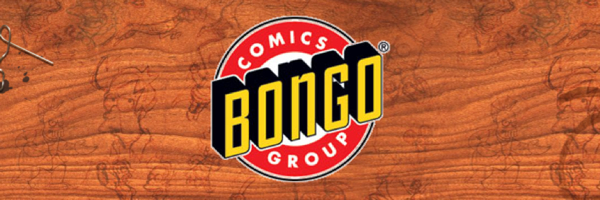 Bongo Comics Banner BONGO COMICS Solicitations for FEBRUARY 2013