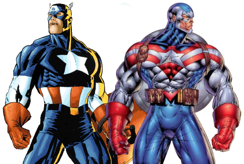Captain America 13 Another Top 5 Rip off Characters in Comics