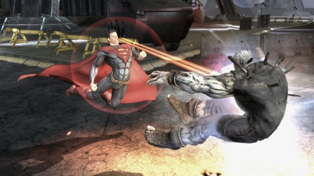 Catwoman Jiggles In New INJUSTICE: GODS AMONG US Video