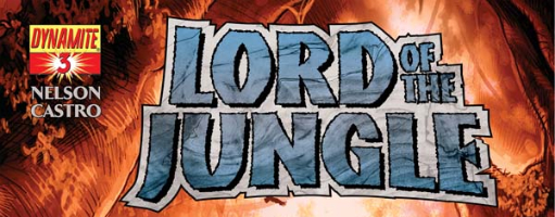 Lord of the Jungle banner Lord Of The Jungle #10 Review