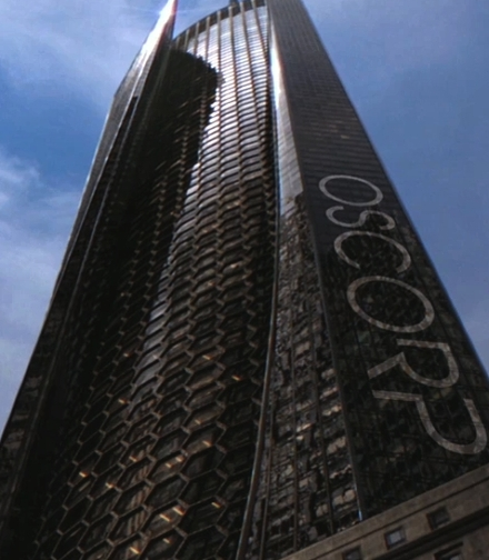 Oscorp tower Oscorp Tower Nearly Appeared In The Avengers
