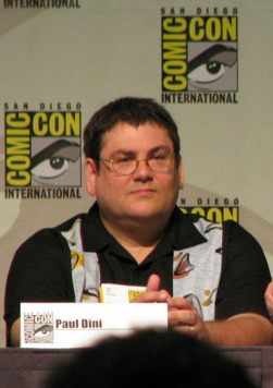 Paul Dini To Write A New Batman Graphic Novel