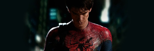 Spiderman Banner AMAZING SPIDER MAN 2 Might Be Heading Across The Pond?