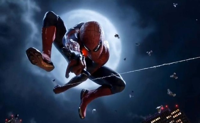 Watch A Brand New The Amazing Spider-Man Clip