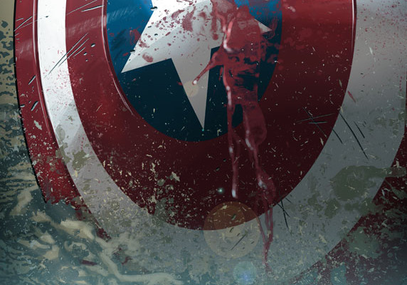 "New Captain America Themed Teaser for Marvel's ""War"""