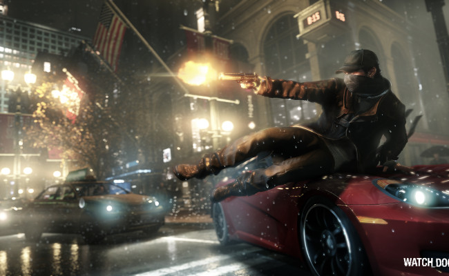 WATCH DOGS Average Completion Time Announced