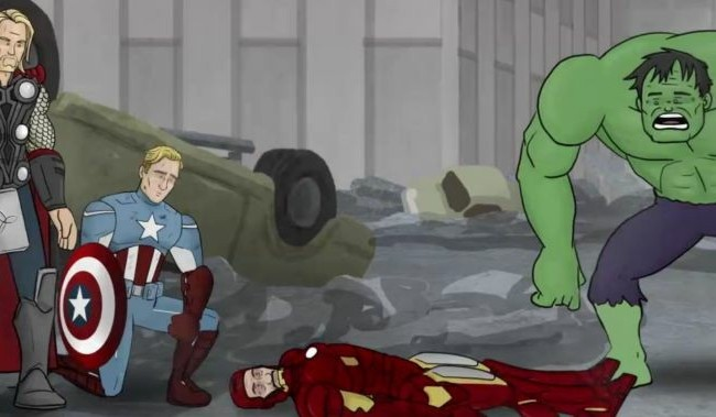 How it Should Have Ended: Avengers Bonus Scene