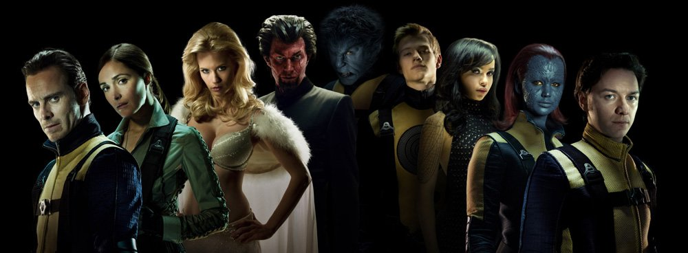 X Men First Class Banner No More Sexy Leather Suits For X MEN in DAYS OF FUTURE PAST