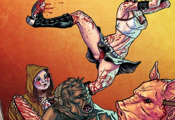 Hack/Slash #16 Review