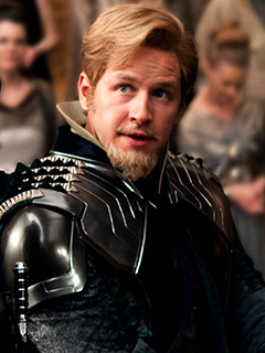 Josh Dallas Won't Reprise His Role As Fandral In Thor 2; Zachary Levi To Replace Him?