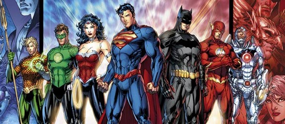 We're Getting A Justice League Movie!