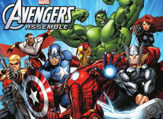 New Marvel TV Show Avengers Assemble To Be Like The Movie
