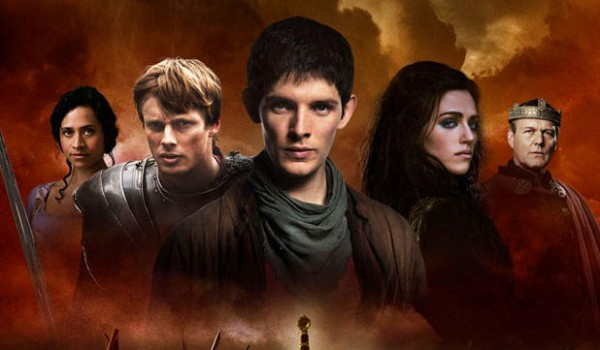 Merlin's Coming to Comic Con!