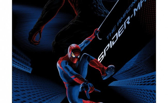 New IMAX Poster For The Amazing Spider-Man