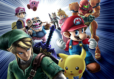 Next Smash Bros. Is In 'First Step of the Process!'