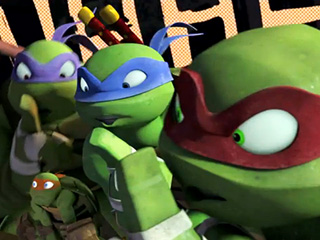 First Trailer For Nickelodeon's Animated Teenage Mutant Ninja Turtles Series