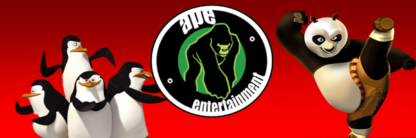Ape Entertainment Banner APE ENTERTAINMENT Solicitations for MARCH 2013