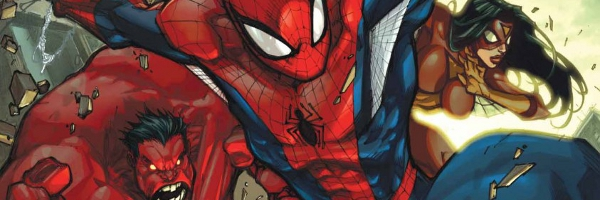 Avenging Spider Man Banner Avenging Spider Man #15 Review