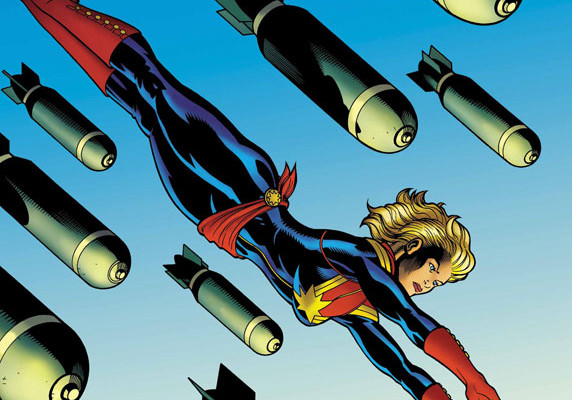 FIRST LOOK: Captain Marvel #3