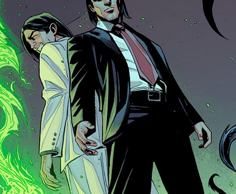 The Darkness #105 Review